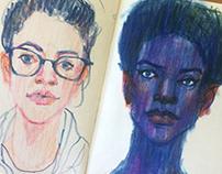 Sketchbook - part 5