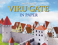 Viru Gate in Paper