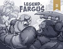 Legend of Fargus - Characters Design