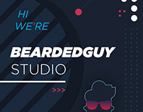 BEARDEDGUY.STUDIO Promo