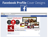 Facebook Profile/Page Cover Designs Portfolio