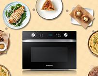 Samsung Electronics - SmartOven | Online Ads