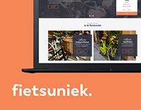 FietsUniek - Rebranding