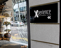 Xperience Restaurant & Bar - Signage