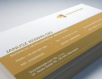 Business card for inzynierowie.com