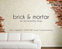 brick & mortar: an accessories shop