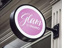 Logo: Glam by Ingrid