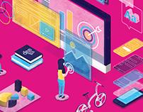 Design Career - illustrations