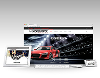 Autofficina Civello - Web Site