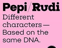 Pepi/Rudi
