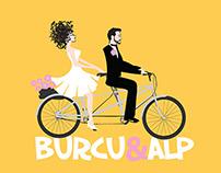 Wedding Invitation Burcu&Alp