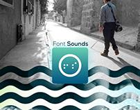 Font Sounds