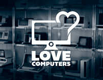 Love Computers - Brand Identity