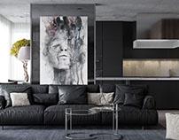 Q10: minimalizm + loft