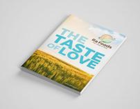 RA Foods Brochure Design