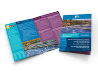 Brochure Design for Moulton Niguel Water District