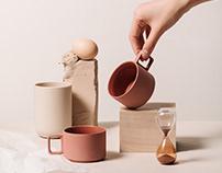 雾语咖啡杯 WUYU Coffee Cups