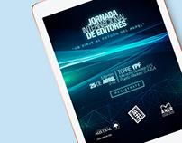 "Comunicación ""Jornada Internacional de Editores"""