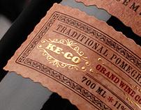 Pomegranate wine – KE-CO