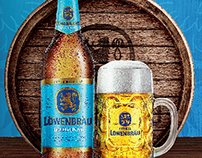 Löwenbräu: BTL Advertising