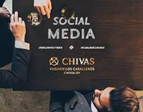 Chivas Regal México / Social Media