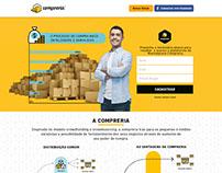 Site para Empresa Compreria.com