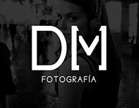 DM Fotografía - Branding
