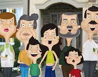 Familia Hernández García