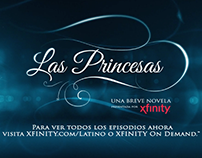 Las Princesas Trailer :60