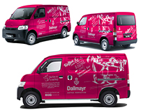 Dallmayr - Vehicle branding
