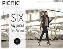 Email template design - Banner design