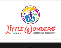 LITTLE WONDERS BRANDING & WEBSITE