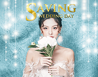 Saving wedding day
