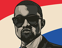 Vote Kanye 2020 Poster