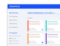 Grapple - project management tool