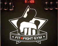LOGO - Fit4Fight Gym