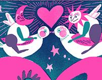 Counterpoint magazine illustration