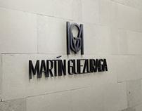 Diseño de Monograma MG