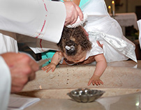 Batizado Melissa