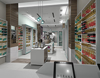 Jewelry Retail Store Concept