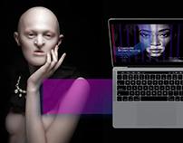 SONO models | concept | Web site UI