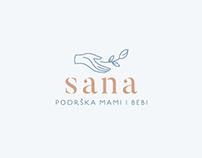 Sana / logo design