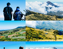 Merbabu Mountain