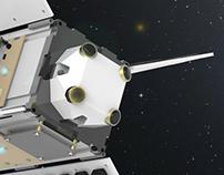 SpaceVR // O1 Satellite