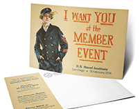 USNI Member Event
