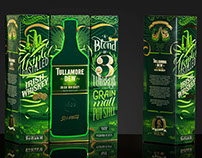 Tullamore D.E.W - Packaging