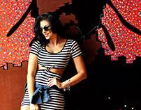 Street Art & Fashion - Ensaio Fotográfico