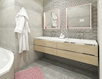 Condominium #kids bathroom