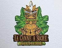 Logo bar à Rhumerie La canne à Sucre, Henin Beaumont