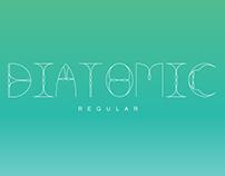 Diatomic - a modular typeface